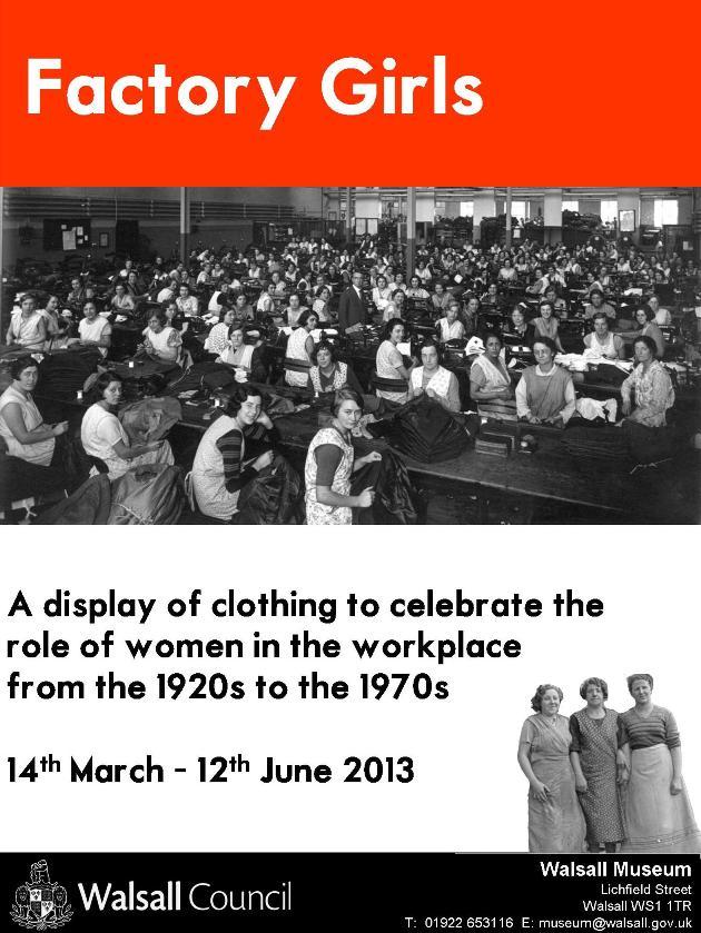 Factory Girls Poster