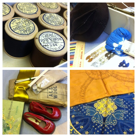 Assorted items from the Hodson Shop Collection
