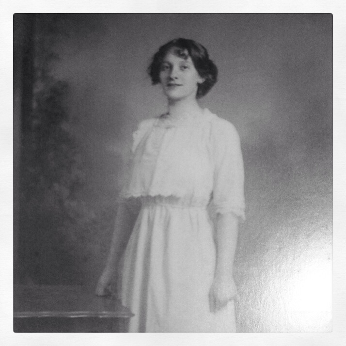 Flora Hodson - she joined the shop business in 1927.