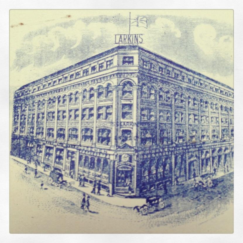S.C. Larkins & Sons Livery St Birmingham