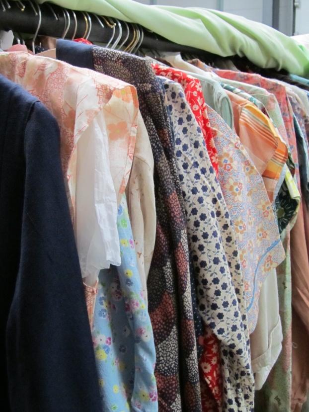 Hodson Shop Dress Rail